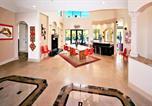 Location vacances Coral Springs - Chateau Paradiso Plantation Mansion-4