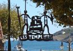 Hôtel Bord de mer de Cerbère - Hôtel des Templiers-1