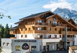 Hôtel 4 étoiles Morzine - Cgh Résidences & Spas Les Chalets de Léana-3