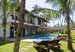 Hôtel Beruwala - Thoduwawa Beach Villa-1