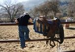 Location vacances  États-Unis - Kaweah River Horse and Guest Ranch - Spa Bath Room-1