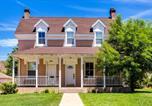 Location vacances Cedar City - The Old Mayor's House-1