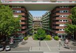 Hôtel Gare de Cologne - Residenz am Dom Boardinghouse Apartments-1