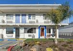 Hôtel Hayward - Motel 6 Hayward, Ca- East Bay-4