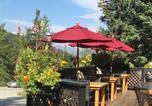 Hôtel Jasper - Miette Hot Springs Bungalows-2