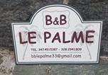 Hôtel Province de Côme - B&B Le Palme-4