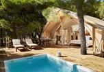 Villages vacances Podstrana - Abeille Maison Glamping Resort Zlatni Rat -Adults Only-3