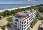 Hôtel Heringsdorf - Strandhotel Heringsdorf-1