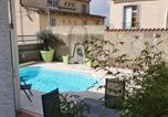 Location vacances Verzeille - Maison avec piscine Quartier des Capucins-3