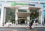 Hôtel Cuauhtémoc - Holiday Inn Express Mexico Reforma-3