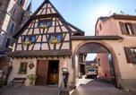 Hôtel Huttenheim - Hotel Le Vignoble-1
