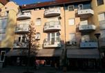 Location vacances Hévíz - Pedestrian Street Apartment-2