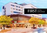 Hôtel Smedjebacken - First Hotel Borlänge-1