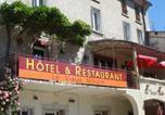 Hôtel Pourcharesses - Le Vieux Moulin-3