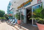 Hôtel Émilie-Romagne - Sunflower Beach Backpacker Hostel-3