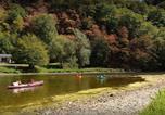 Camping avec Piscine couverte / chauffée Champagne-Ardenne - Camping d'Haulmé-4