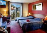 Hôtel 4 étoiles Pau - Hôtel La Solitude-2