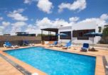 Location vacances Tías - 3 bedroom Villa Venus with private heated pool-3