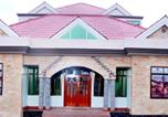 Hôtel Arusha - We are luxury Bed & Breakfast accommodation with breathtaking views.-3