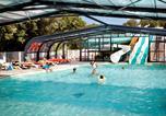 Camping avec Parc aquatique / toboggans France - Camping Le Petit Rocher -3