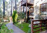 Hôtel Villa Gesell - Cabañas y Apart Utopia-2