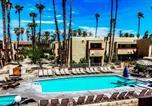 Hôtel Palm Springs - Desert Vacation Villas-1