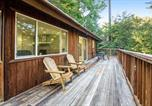 Location vacances Willits - Westwood Hideaway-2