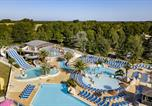 Camping 4 étoiles Guidel - Camping Sandaya Les 2 Fontaines-1