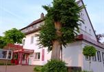 Hôtel Bielefeld - Büscher's Hotel und Restaurant-1