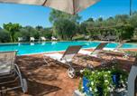Location vacances Città della Pieve - Country House with swimming pool in Toscana/Umbria-1