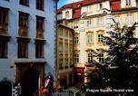 Hôtel Prague - Prague Square Hostel-1