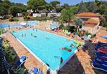 Camping avec Piscine couverte / chauffée Grimaud - Camping Les Lauriers Roses-2