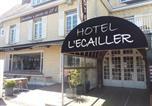 Hôtel Calvados - L'Ecailler-1
