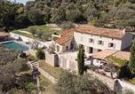 Location vacances Seillans - Villa Tourrettes-1