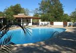 Camping avec Piscine Thoiras - Camping Le Fief d'Anduze-1