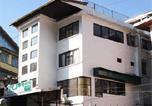 Hôtel Gangtok - Hotel Mist Tree Mountain-1