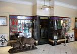 Hôtel Zimbabwe - Cresta Jameson Hotel-4