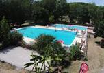 Camping avec Piscine Castillon-Massas - Camping Moulin de Mellet-3