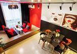 Location vacances  Chine - Hefei Yaohai·Wanda Square· Locals Apartment 00144570-4