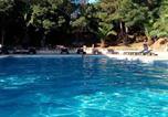 Camping avec Piscine Saint-Tropez - Camping Domaine de Verdagne -1