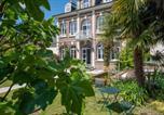 Hôtel Lillebonne - Chambre d Hôtes en bord de Seine Villa Octavia Normandie-1