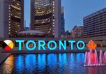 Hôtel Toronto - Marriott Downtown at Cf Toronto Eaton Centre-2