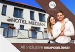 Hôtel Nyíregyháza - Hotel Median Hajdúnánás-2