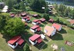 Villages vacances Karlovy Vary - Chaty a Apartmány Hracholusky Kemp Kosatka-1