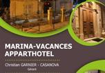 Location vacances Bastia - Marina - Vacances Apparthotel-3