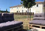 Hôtel Challignac - Havre de paix chaleureux&calme au cœur des Vignes-4