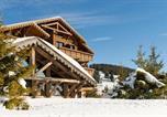 Villages vacances Val-d'Illiez - Lagrange Vacances Le Village des Lapons-2