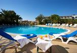 Hôtel 4 étoiles Rayol-Canadel-sur-Mer - Hôtel Soleil de Saint-Tropez