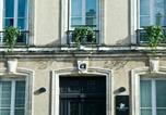 Hôtel Arçais - Hôtel Particulier - La Chamoiserie-1