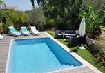 Location vacances Saint-Martin-du-Var - Holiday Home Chemin du Pont des Colles-1